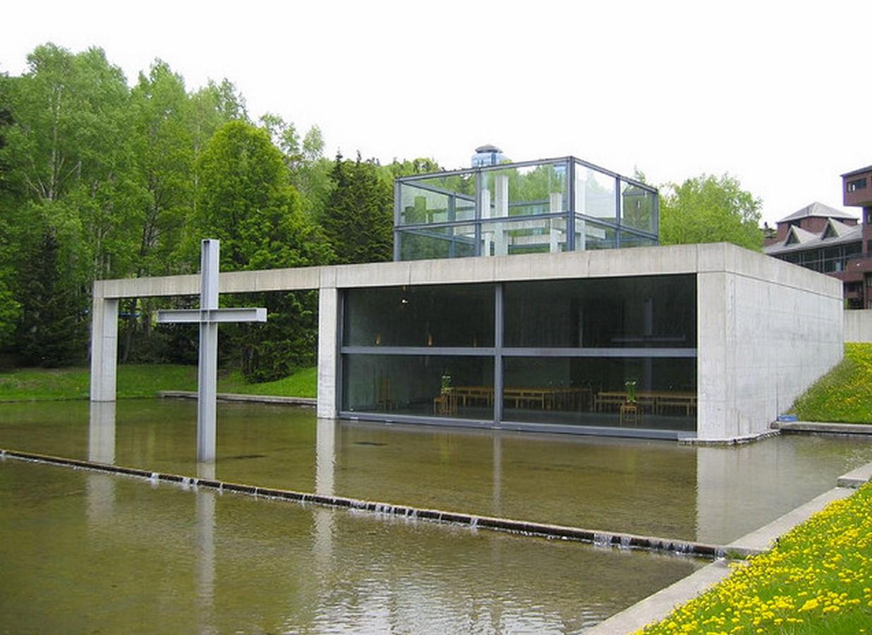 Tadao Ando, Japan - Sheet11