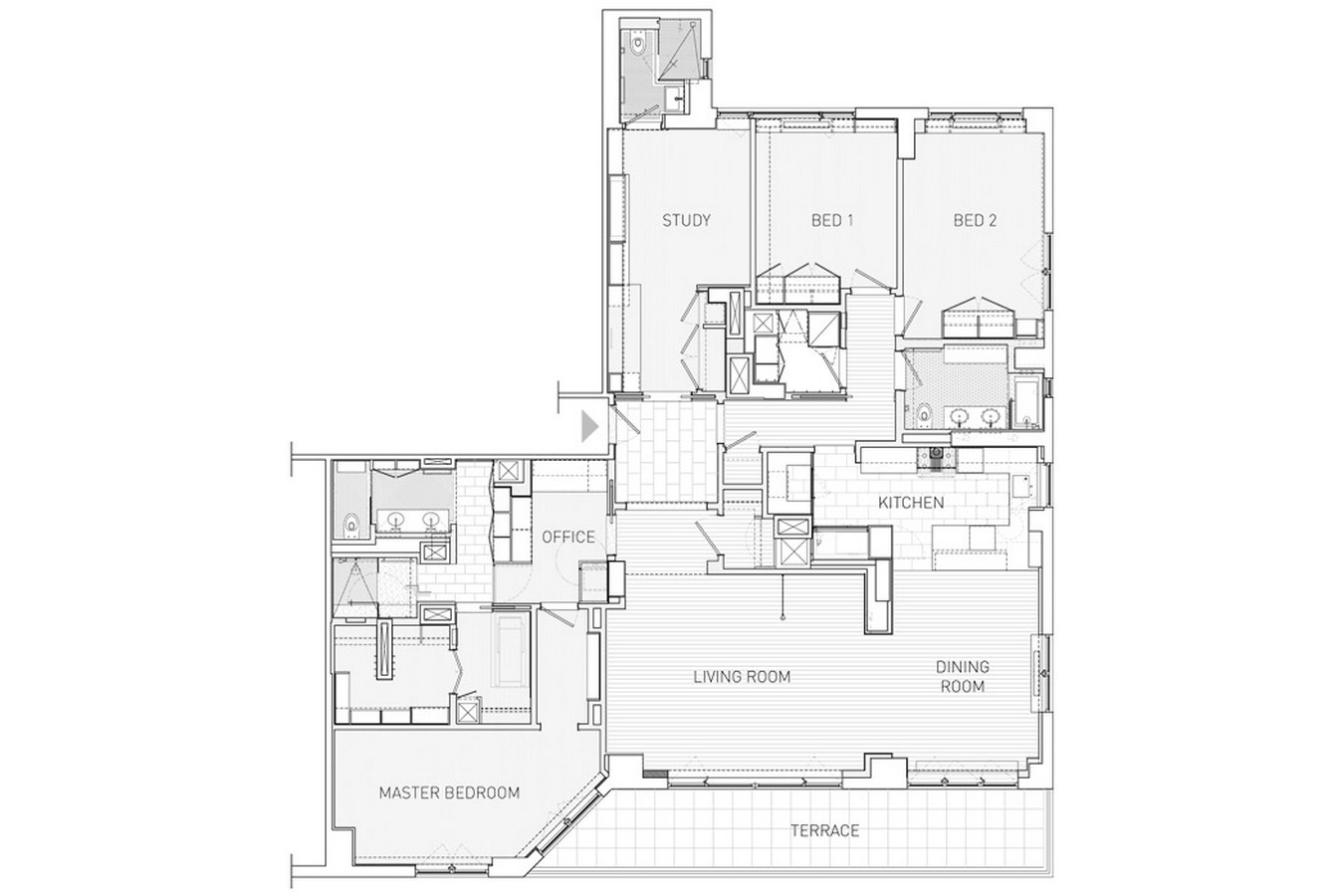 Riverside Drive Penthouse - Sheet4