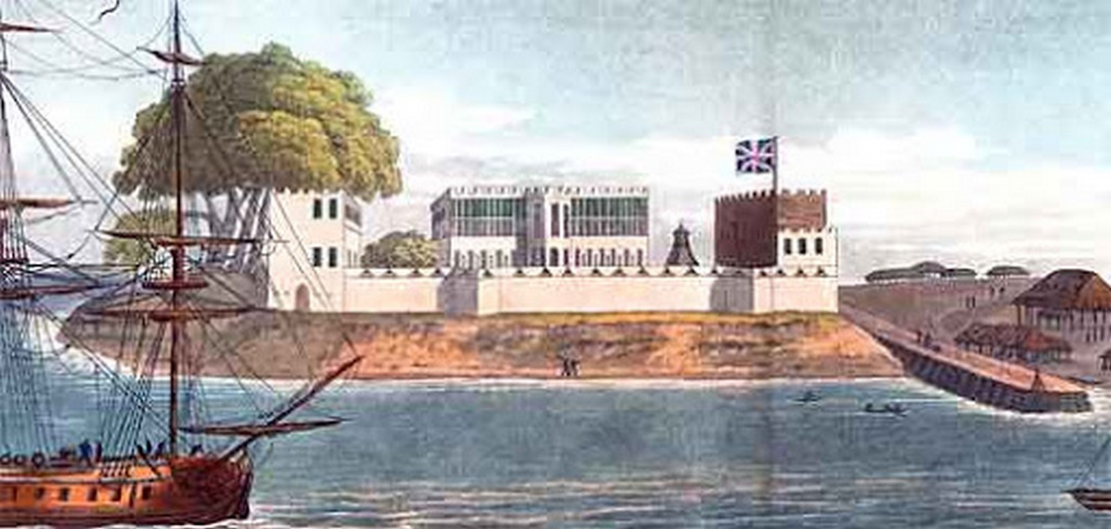 Bunce Island Slave Castle - Sheet1