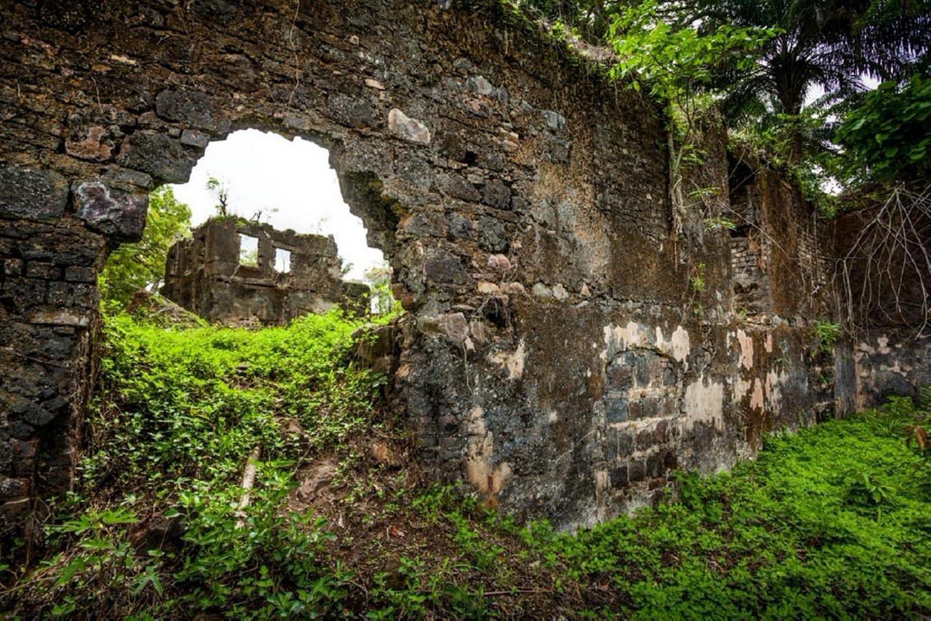 Bunce Island Slave Castle - Sheet3