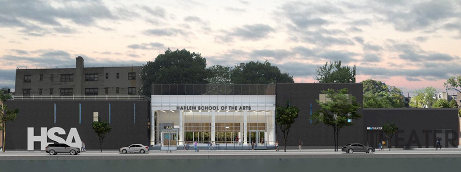 Harlem School of Arts, New York - Sheet2