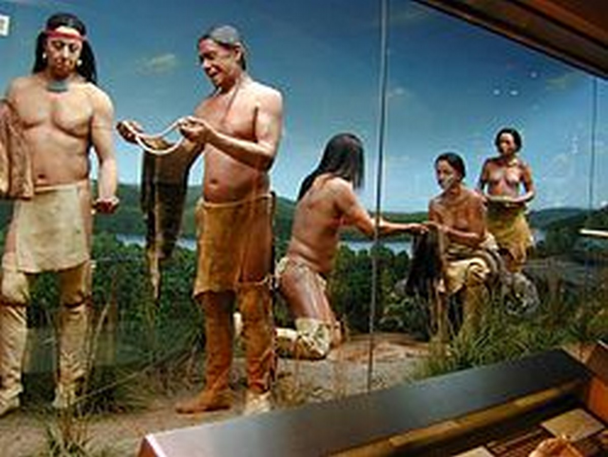 The Mashantucket Pequot Museum and Research Center - Sheet3