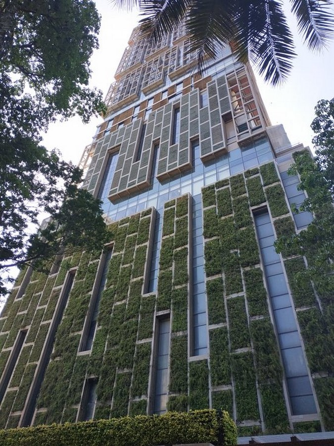 Antilla Residential Tower Mumbai by Perkins + Will/Hirsch Bedner Associates- The Most Expensive Home - Sheet3