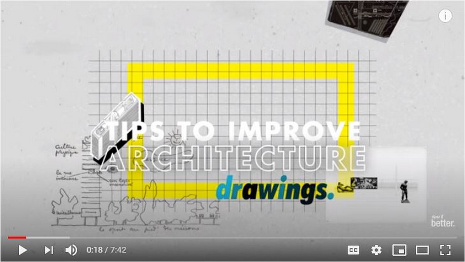Youtube for Architects- Show It Better - Sheet9