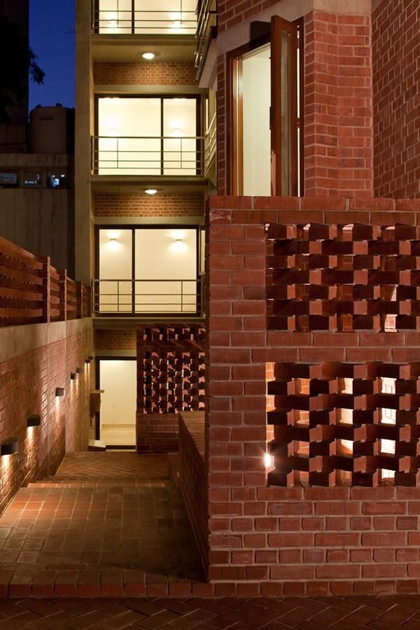 Housing Design in India | Vasant Vihar Residence - Sheet2