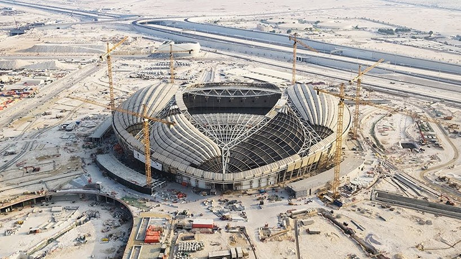 Al Wakrah Stadium Doha by Zaha Hadid Architects- Expensive and controversial - Sheet2