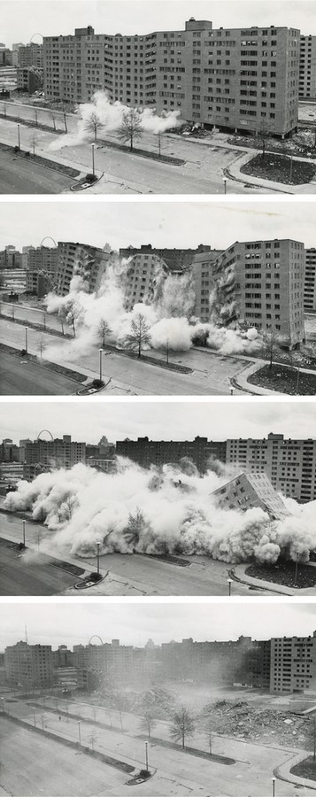Pruitt-Igoe Housing Development St. Louis by Minoru Yamasaki- The troubled paradise - Sheet10