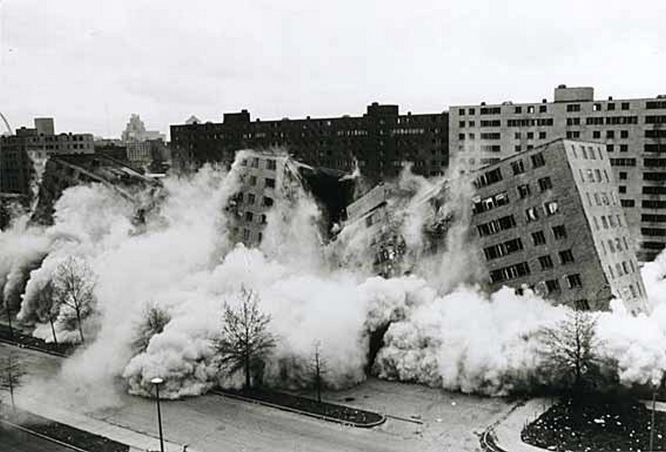 Pruitt-Igoe Housing Development St. Louis by Minoru Yamasaki- The troubled paradise - Sheet2