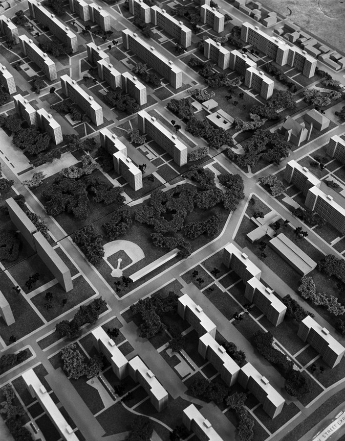 Pruitt-Igoe Housing Development St. Louis by Minoru Yamasaki- The troubled paradise - Sheet3