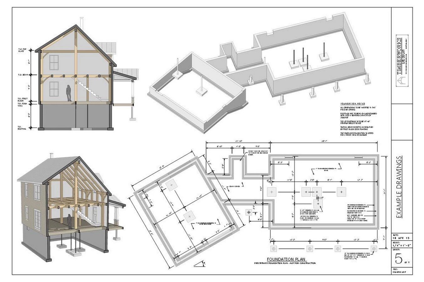5 Major components of Architectural drawings and how to ace them - Sheet5