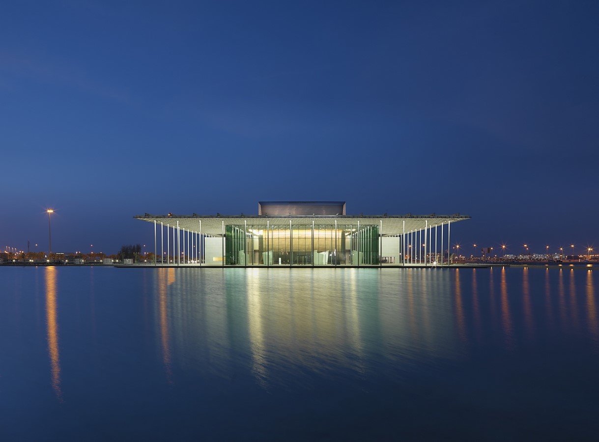 National Theatre of Bahrain - Sheet1