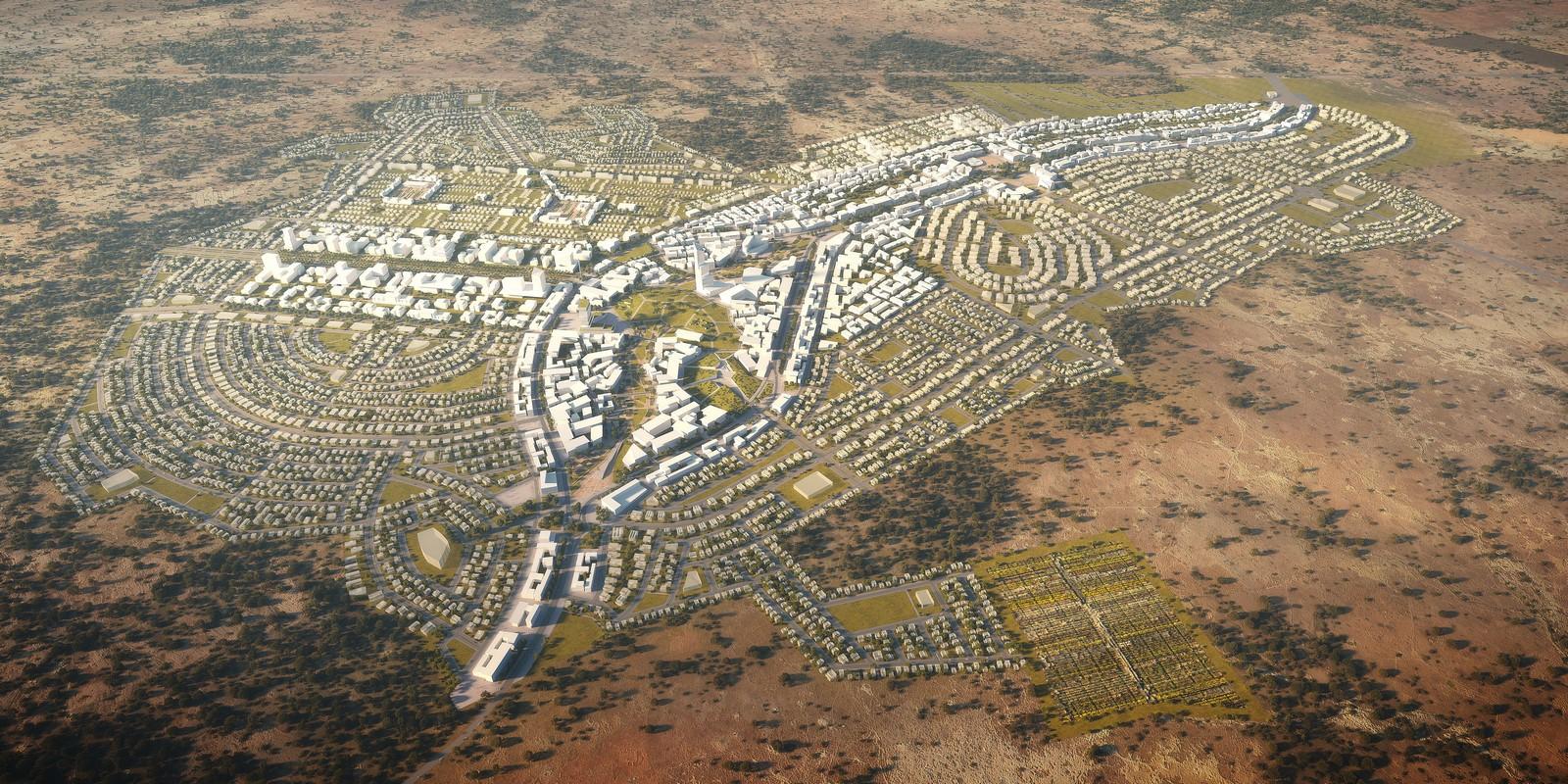 New Town of Yennenga - Sheet1