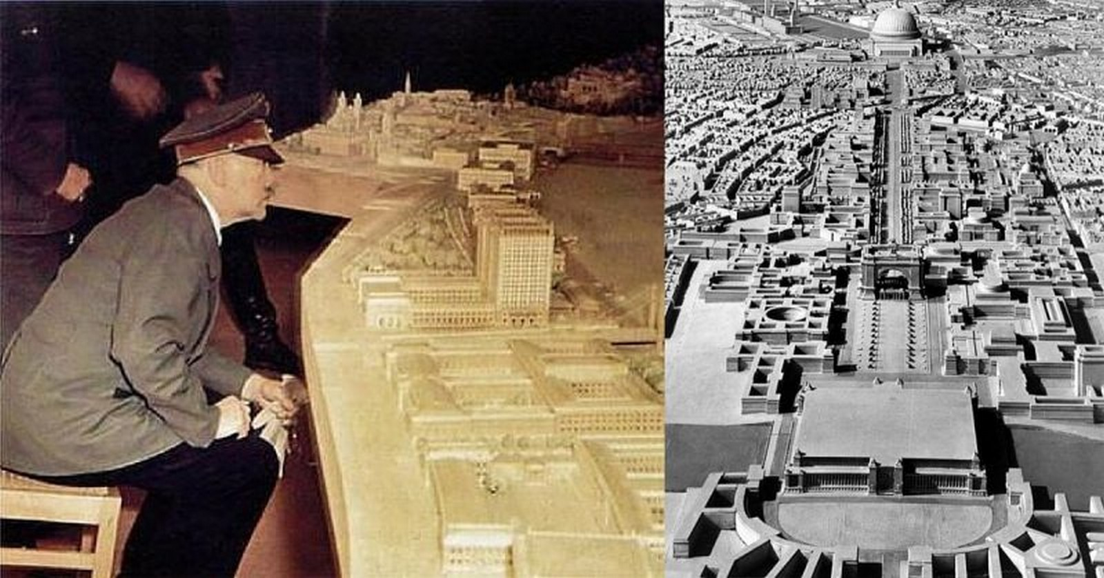 Germania- Hitler's architectural vision for a capital of the world - Sheet3