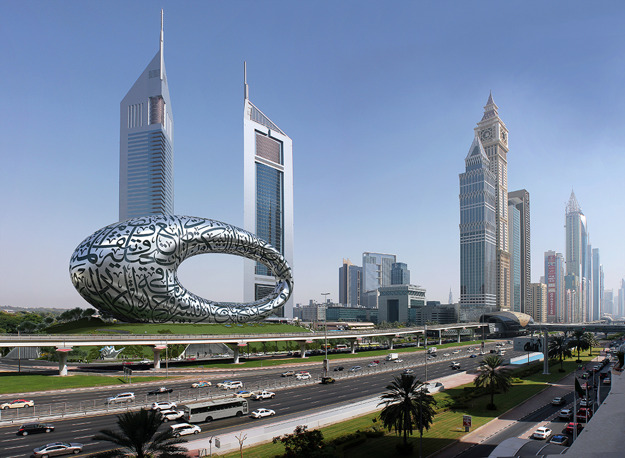 Towering on Tradition: Contemporary Architecture of the UAE. - Sheet11