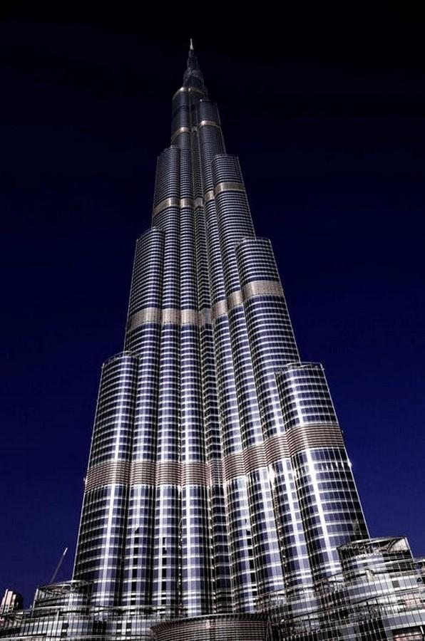 Burj Khalifa, Dubai - Sheet1