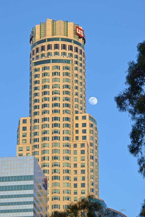 U.S Bank Tower, USA - Sheet2