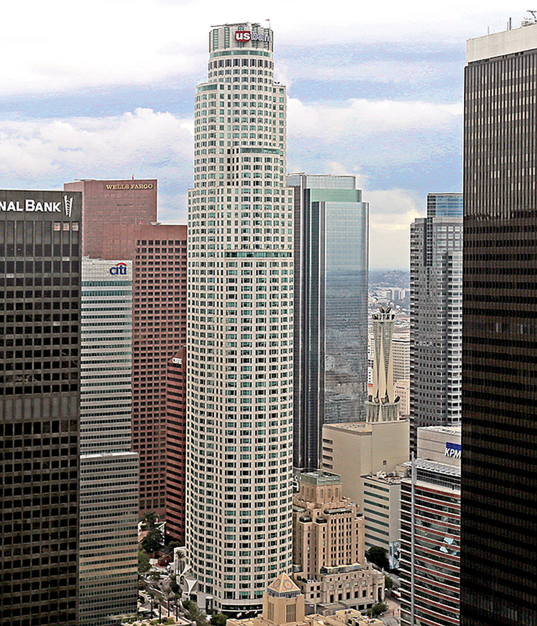 U.S Bank Tower, USA - Sheet3