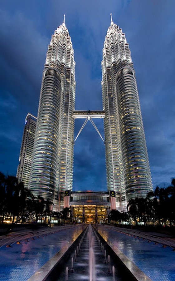 Earthquake Resistant Building Techniques - Petronas Twin Tower, Malaysia - Sheet3