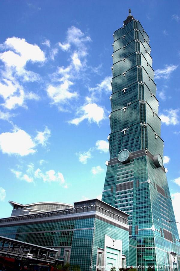 Earthquake Resistant Building Techniques - TAIPEI 101, Taiwan - Sheet3
