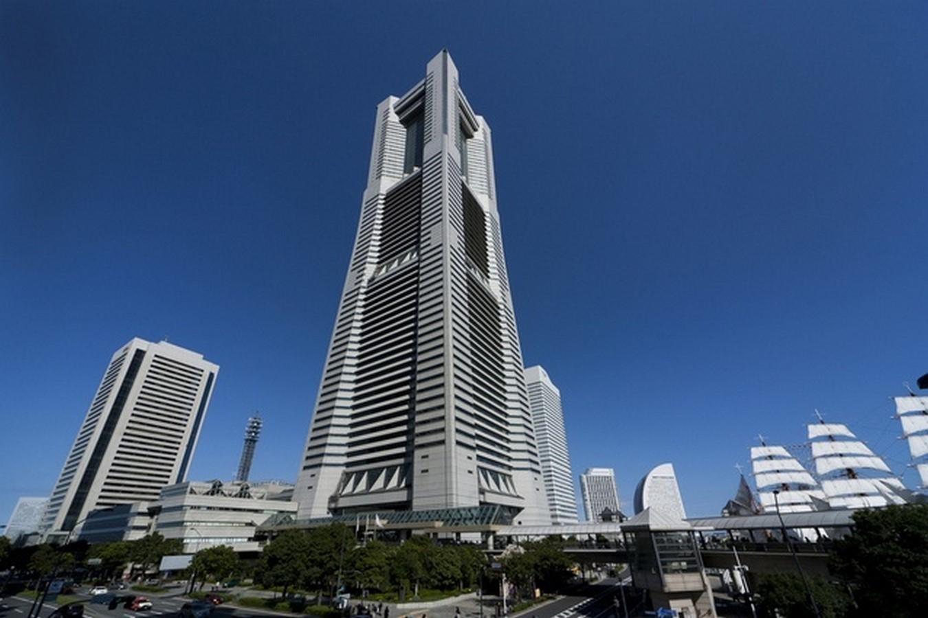 Earthquake Resistant Building Techniques - The Yokohama Landmark Tower - Sheet1