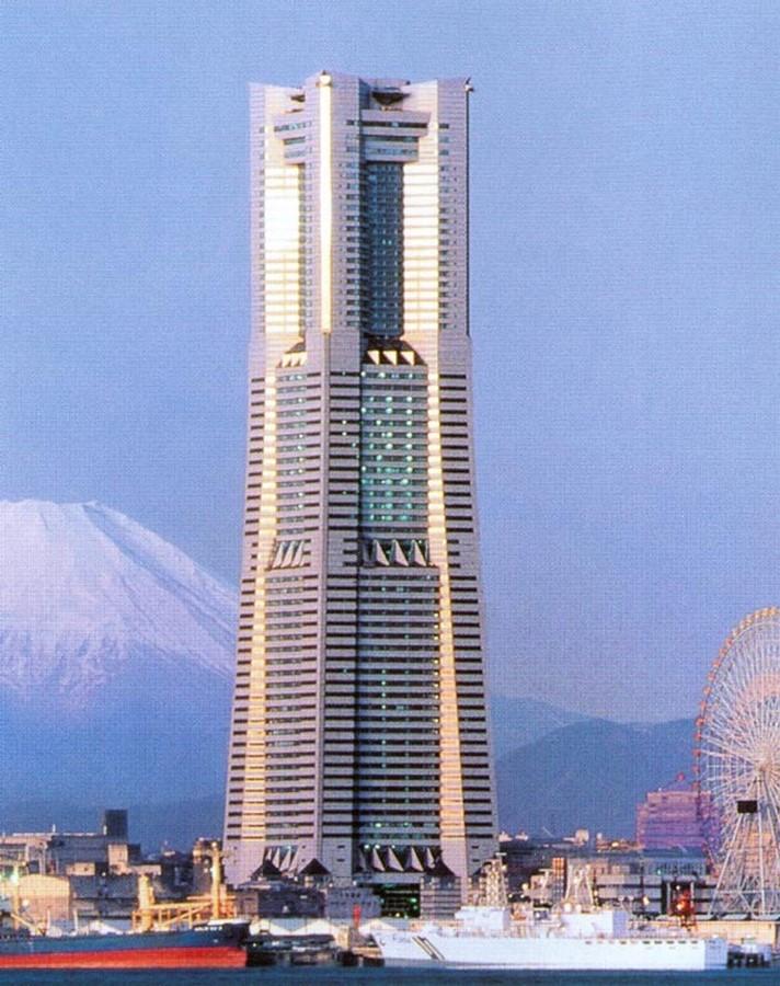 The Yokohama Landmark Tower - Sheet2