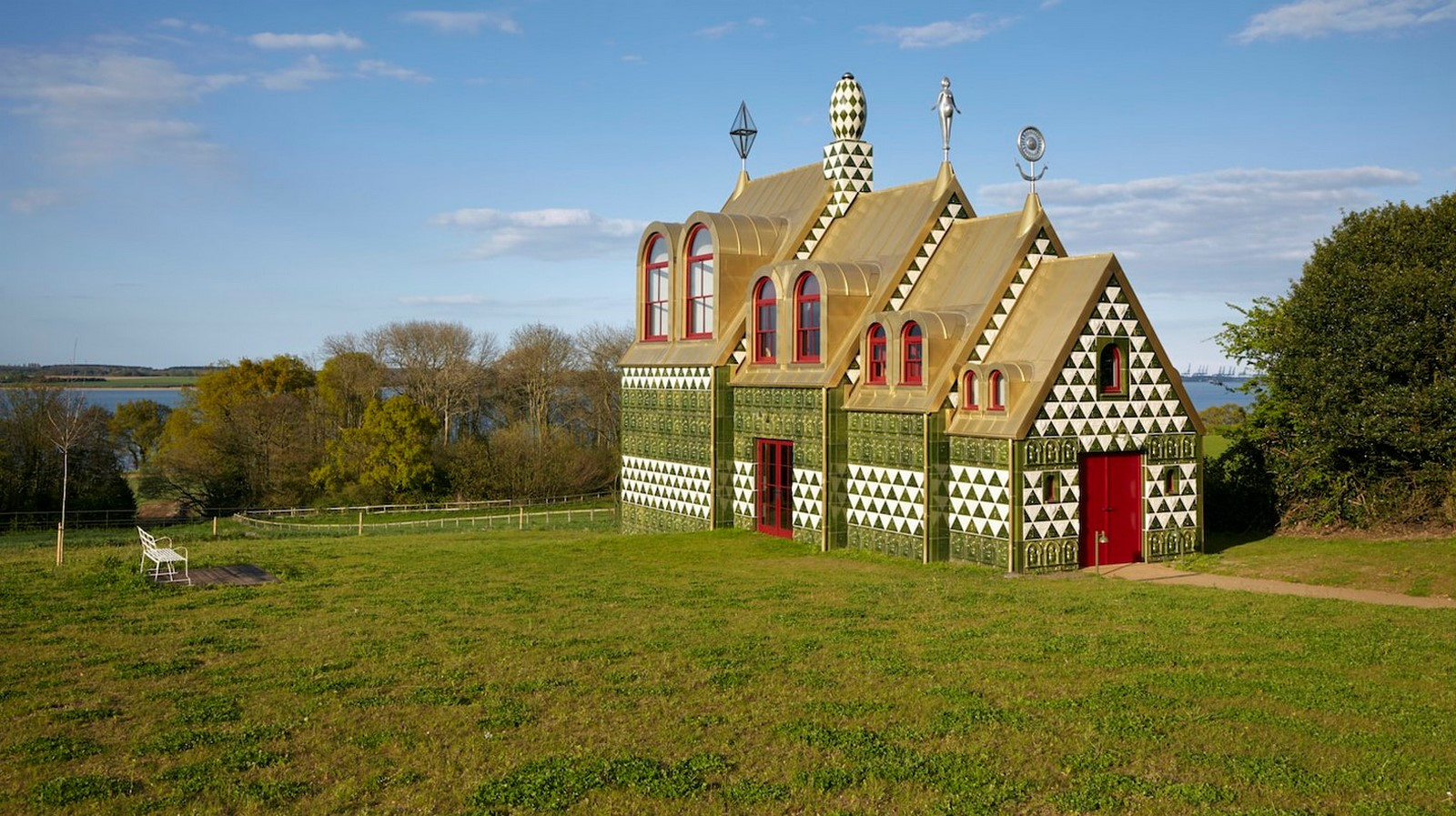 A House for Essex, Wrabness, United Kingdom - Sheet1