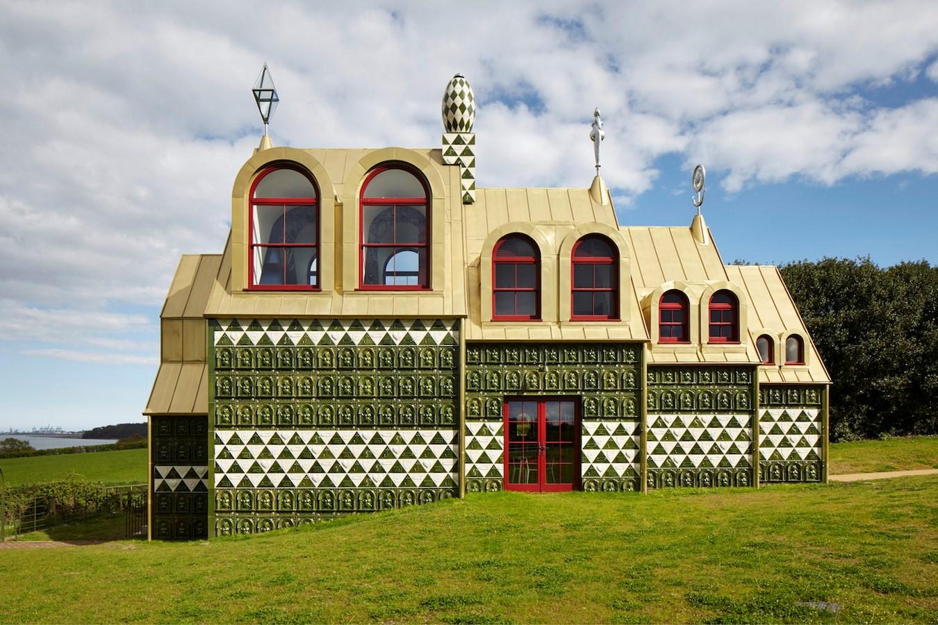 A House for Essex, Wrabness, United Kingdom - Sheet2