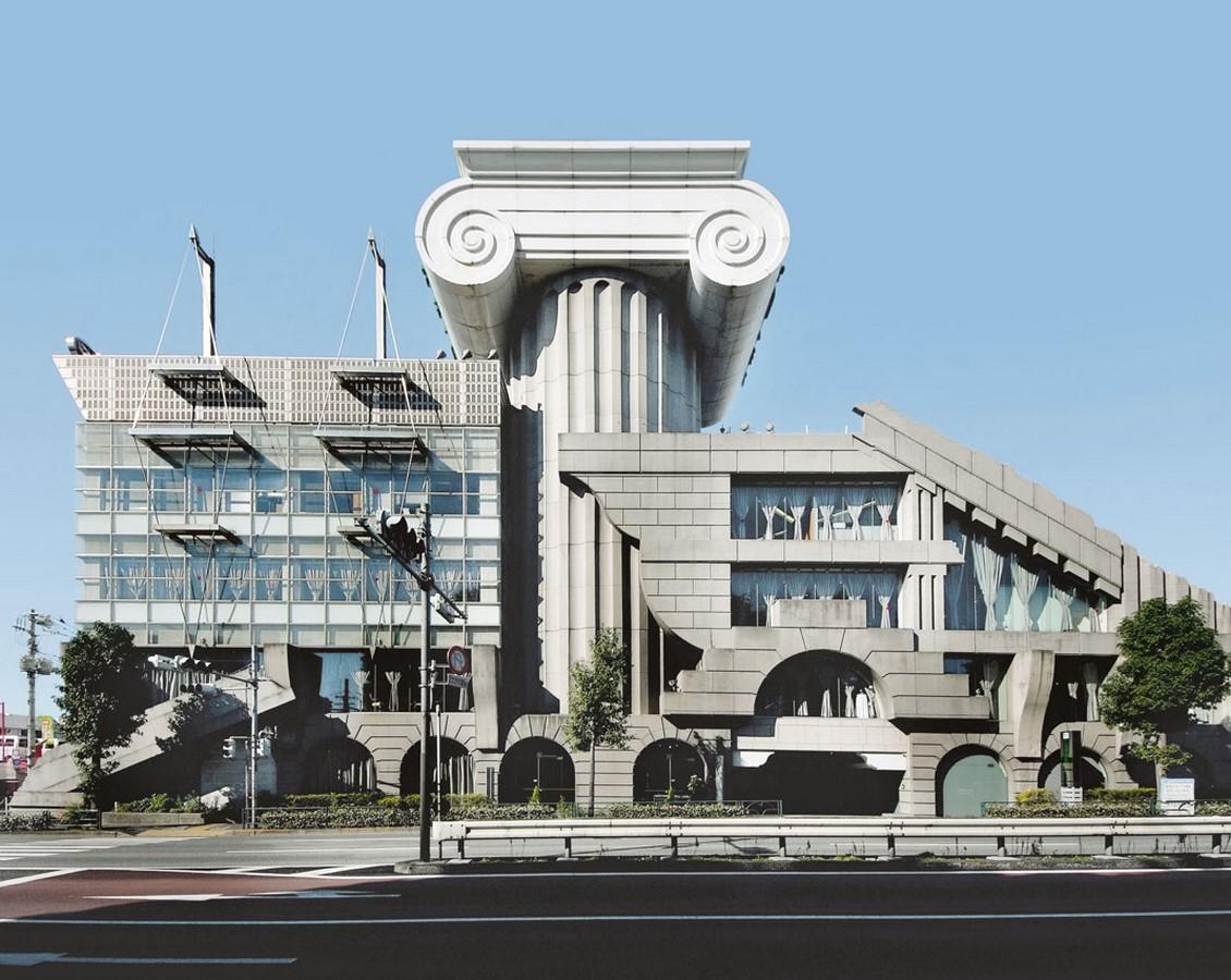 M2 building, Tokyo, Japan - Sheet1