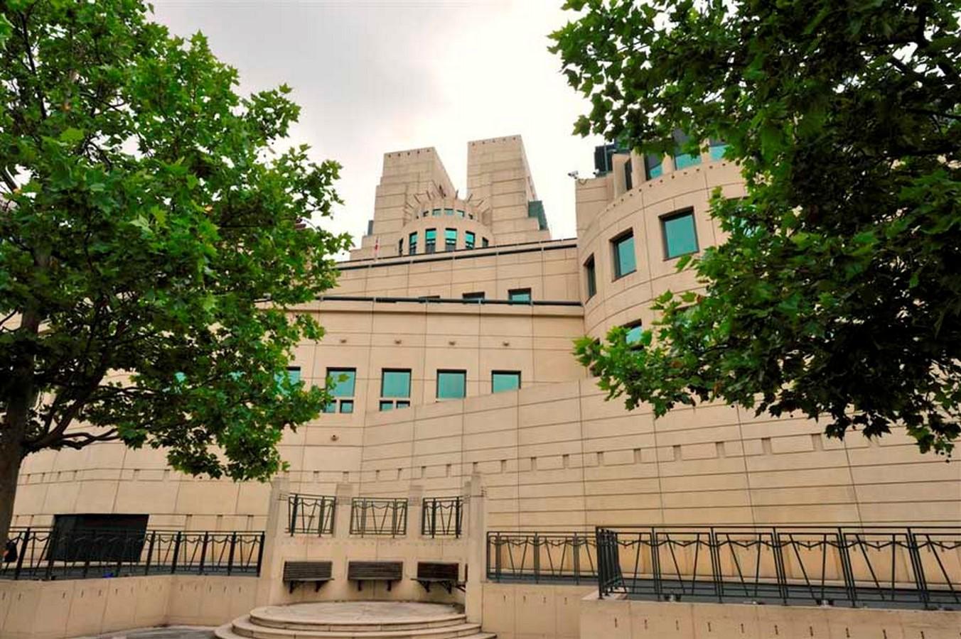 MI6 building, London, UK - SHeet3