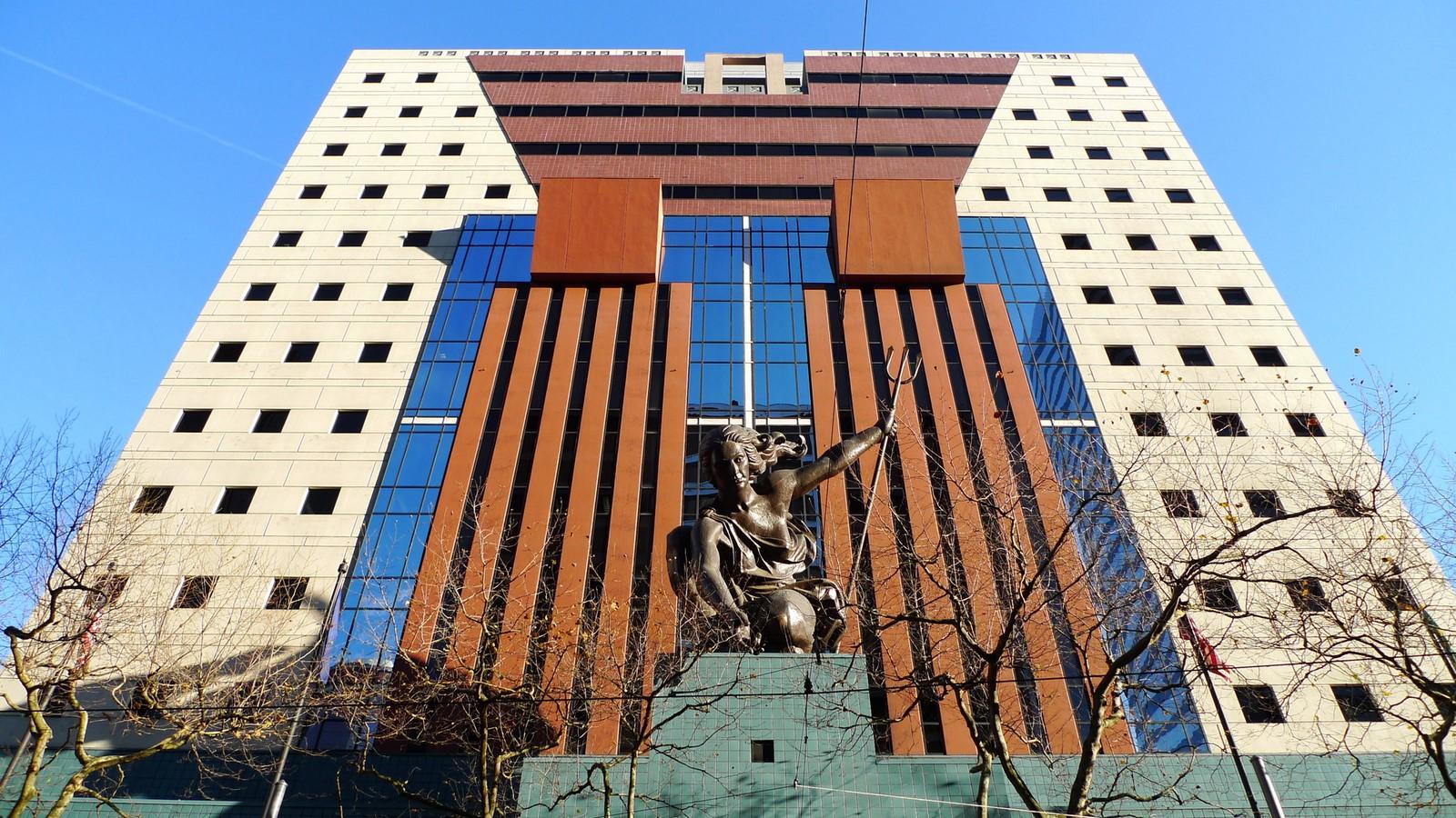 The Portland Building, Portland, USA - Sheet1