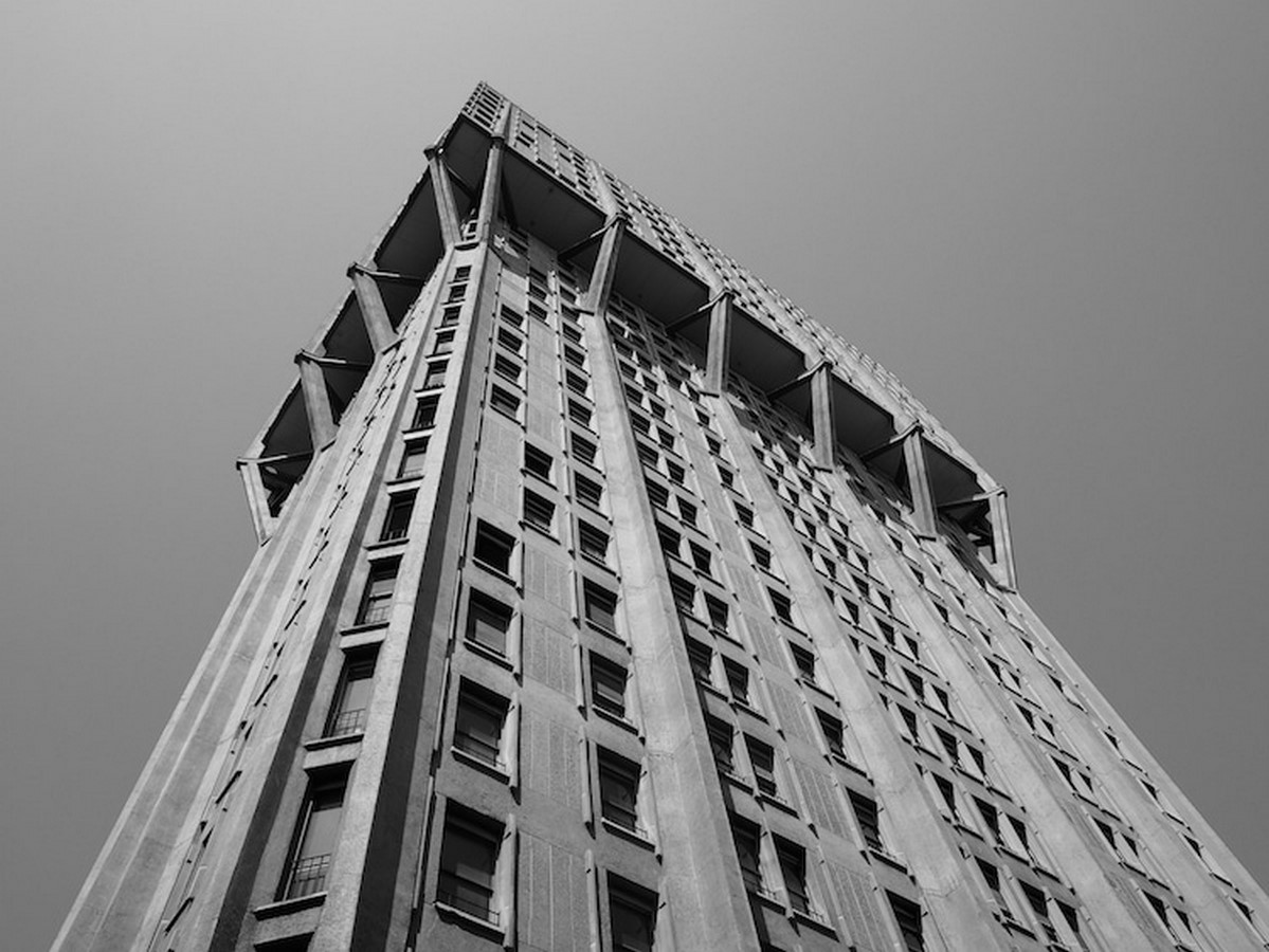 10 Examples of Brutalist Architecture around the world - Sheet1