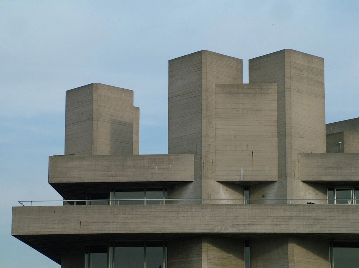 10 Examples of Brutalist Architecture around the world - Sheet6
