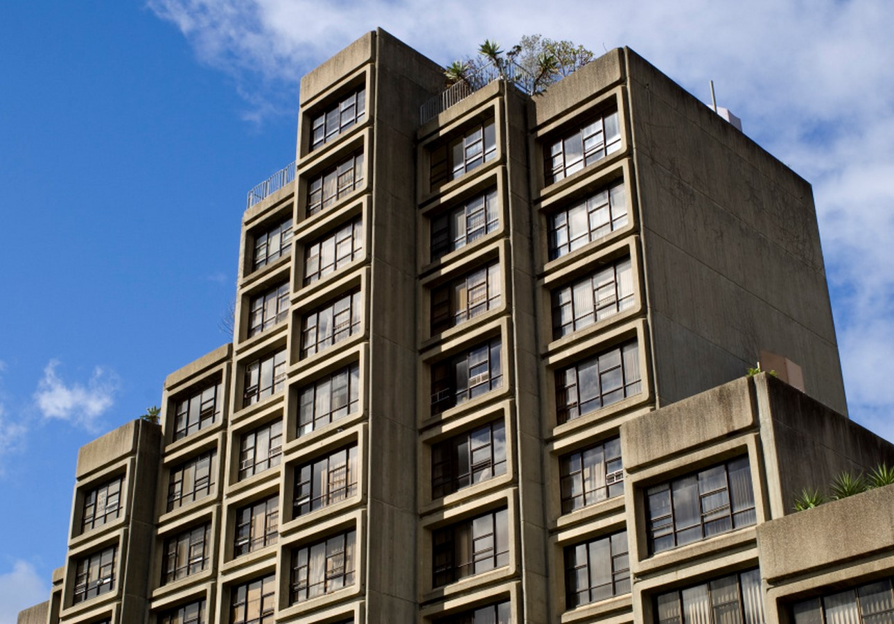 10 Examples of Brutalist Architecture around the world - Sheet7