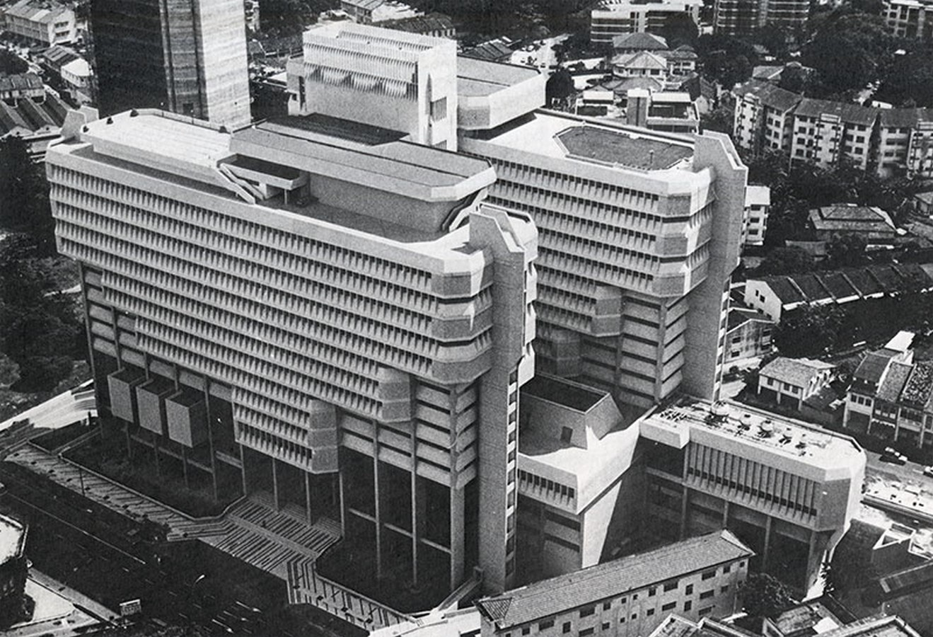 10 Examples of Brutalist Architecture around the world - Sheet9