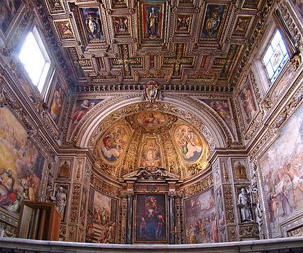 Santa Susanna Church - Sheet1