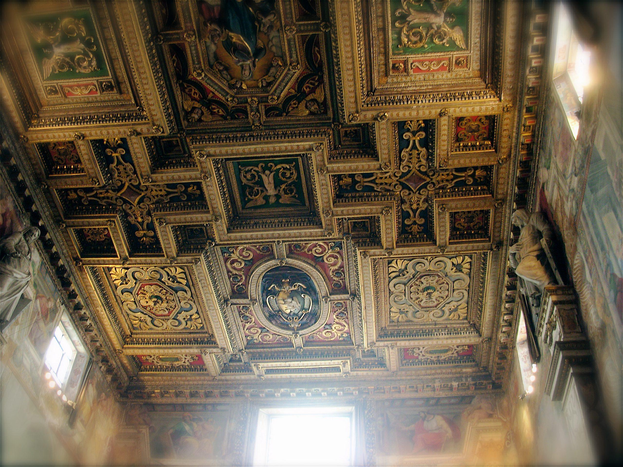 Santa Susanna Church - Sheet3