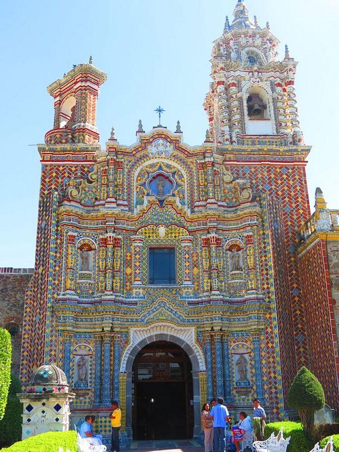 Church of San Francisco Acatepec - Sheet1