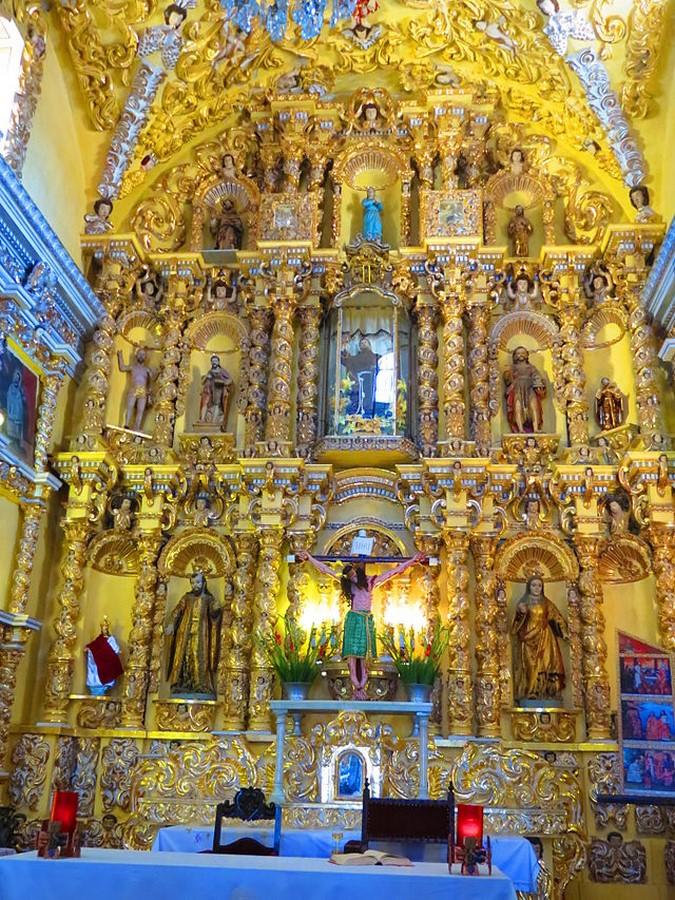 Church of San Francisco Acatepec - Sheet4