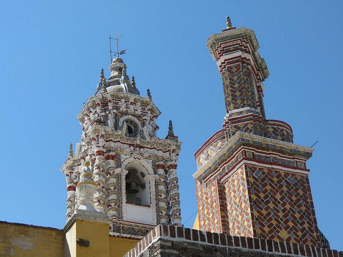 Church of San Francisco Acatepec - Sheet6