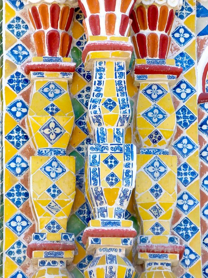 Church of San Francisco Acatepec - Sheet7
