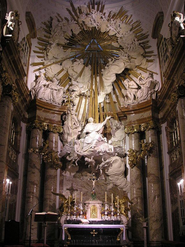 Karlskirche, Vienna - Sheet2