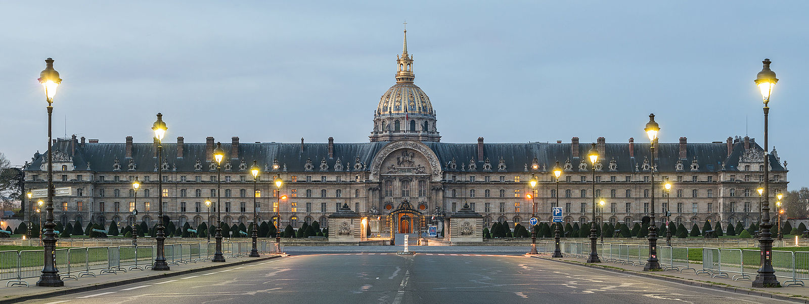 Chapel of Les Invalides, by Liberal Bruant and Jules Hardouin-Mansart - Sheet7