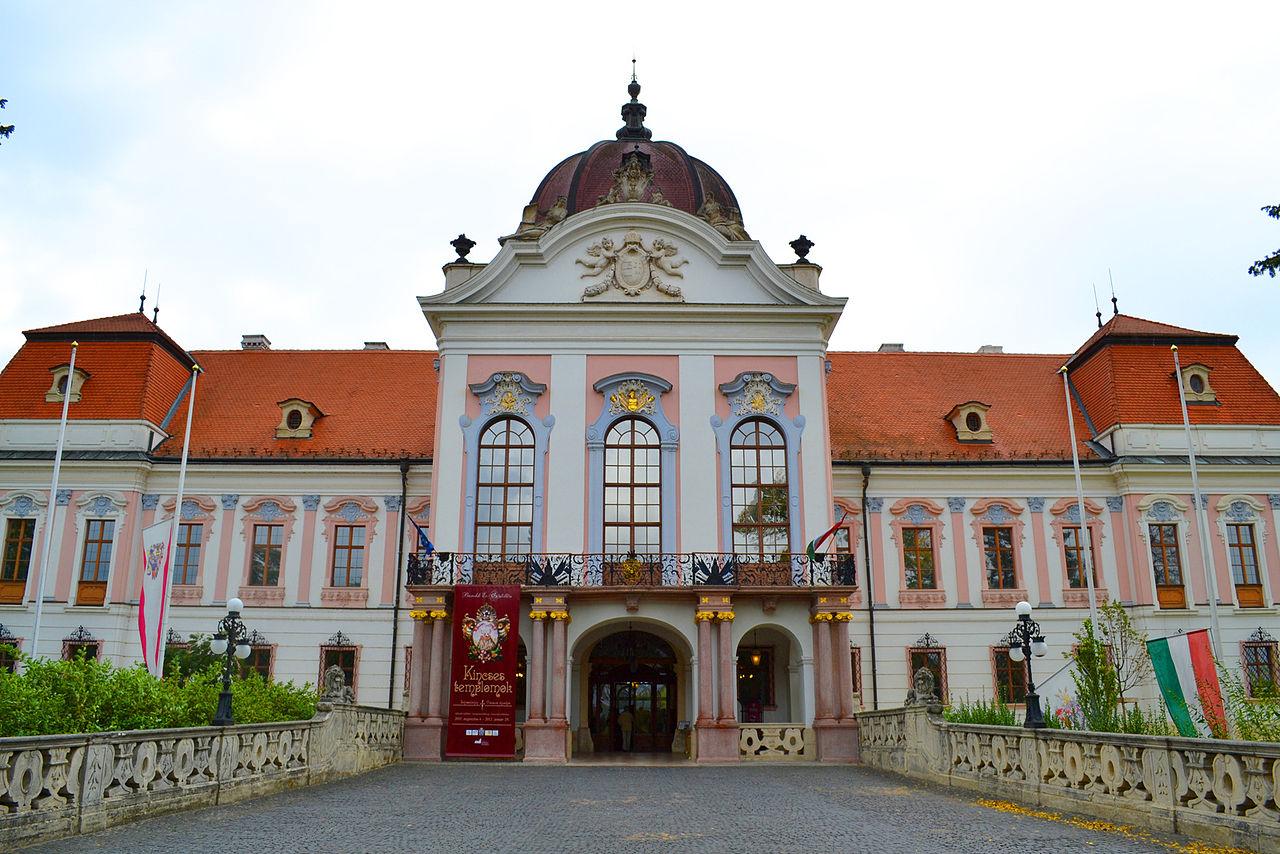 Royal Palace of Godollo - Sheet1