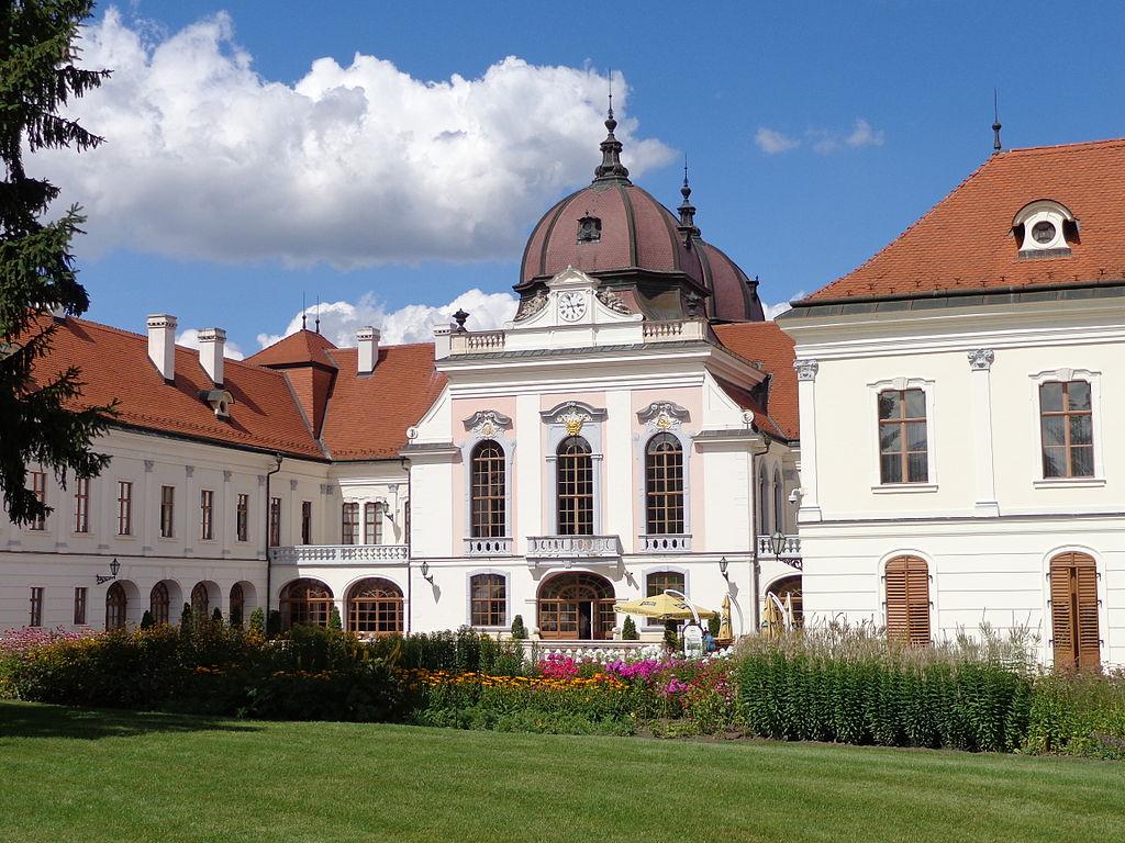 Royal Palace of Godollo - Sheet2