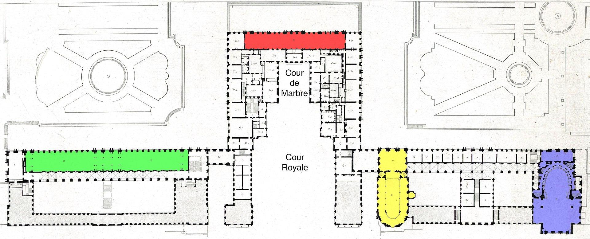 Palace of Versailles - Sheet2