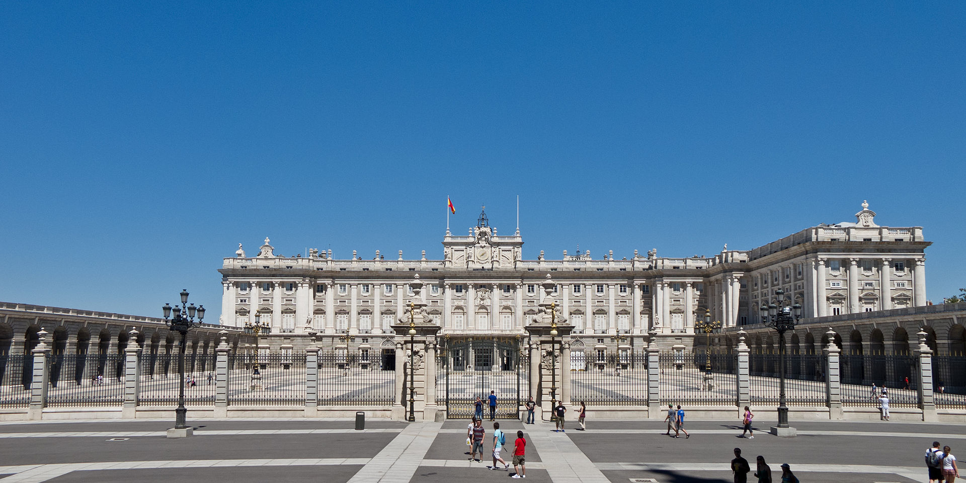 Royal Palace of Madrid - Sheet1