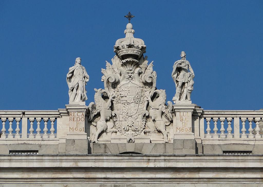 Royal Palace of Madrid - Sheet3