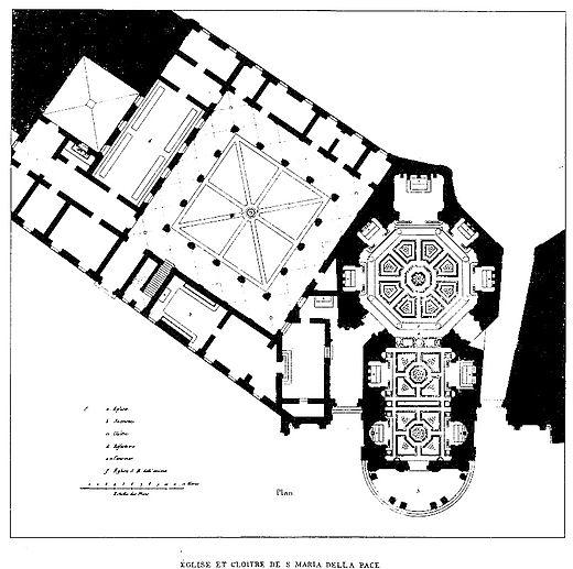 Santa Maria Della Pace - Sheet1