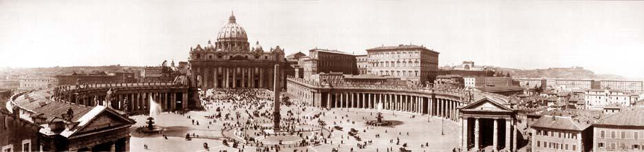 St. Peter's Square, Gian Lorenzo Bernini - Sheet3