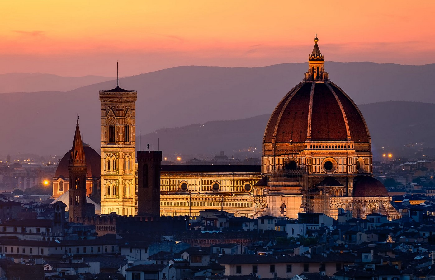 Florence Cathedral, Florence (c.1436) - Sheet1
